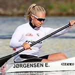 Эмма Йёргенсен: «Каждая девушка на соревнованиях — моя соперница»