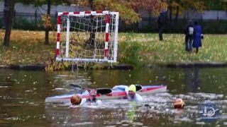 Canoe Sprint Polo