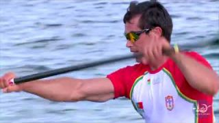 Fernando Pimenta Canoe Sprint Motivation