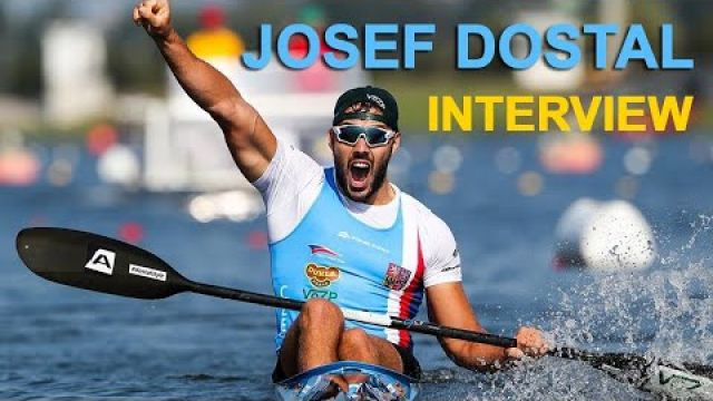 Josef Dostal Canoe Sprint Athlete interview