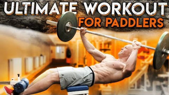 Ultimate workout exercises for canoe kayak athletes - Упражнения для гребли на байдарках и каноэ