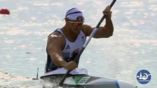 Liam Heath and John Schofield Canoe Sprint Athletes