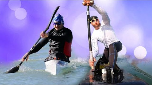 Flatwater Canoeing and Kayaking Sprint Motivation from ICF Planet Canoe