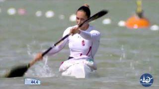 Tamara Takacs canoe sprint athlete!