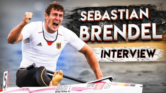 Sebastian Brendel give good advices in Canoe Sprint and talks about goals