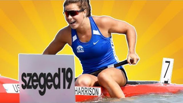 Canoe and Kayak Sprint Motivation - World Championships SZEGED 2019