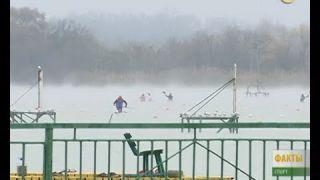 На соревнования по гребле в Краснодар приехали участники из 35 регионов России