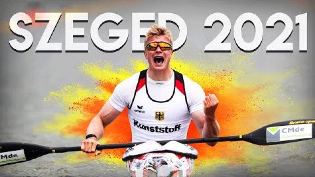 ICF Canoe Kayak Sprint World Cup in Szeged 2021 Aftermovie HD