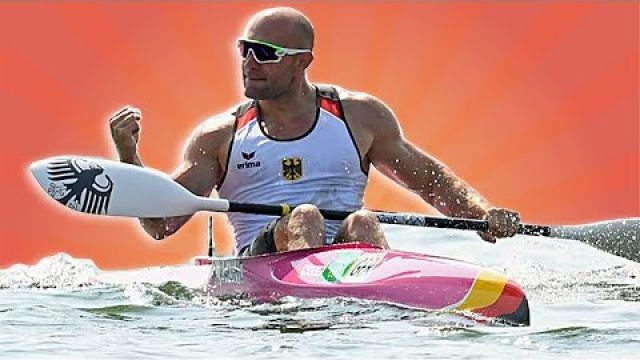 Ronald Rauhe Canoe Sprint - Olympic Champion Technique