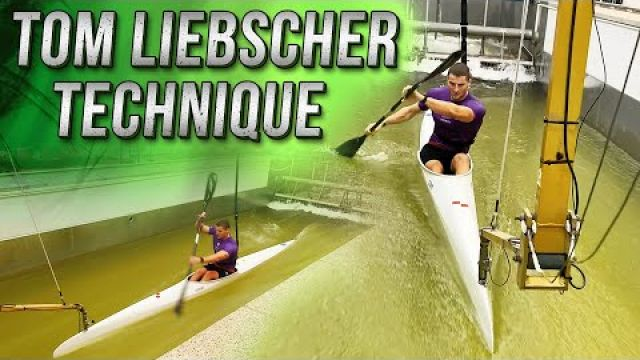 Tom Liebscher Technique - Kayak Sprint Pool Training