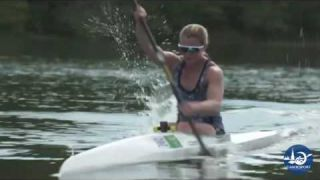 Linnea Stensils Canoe Sprint Athlete from Sweden