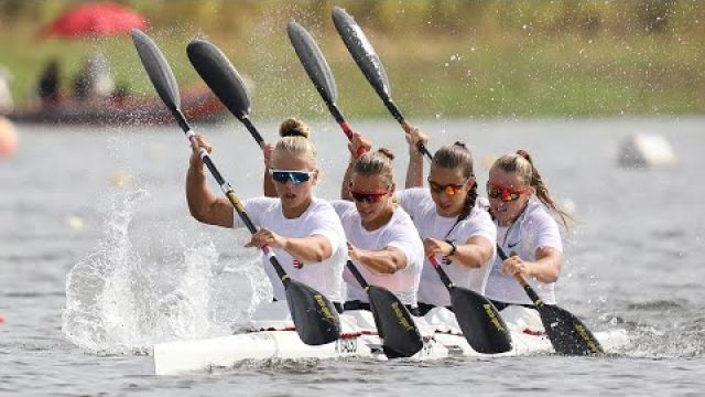 4 DAY FINALS ICF Juniors and Under 23 Canoe Sprint World Championships - Первенство мира ФИНАЛЫ