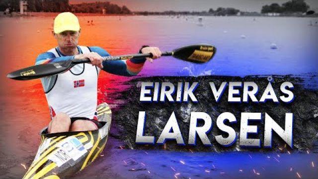 Эксклюзивное видео с двухкратным олимпийским чемпионом и пятикратным чемпионом мира Э́йриком Ве́росом Ла́рсеном.