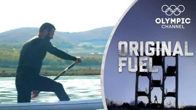 Грузинский каноист, который создал собственный тренажер | Original Fuel