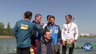 Canoe Sprint Rus Competitions 2017 under 19