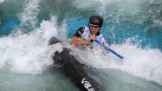 Canoe Slalom Fails