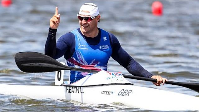 Liam Heath Canoe Sprint - Olympic Champion Technique