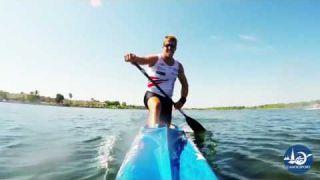 Sete Benavides Canoe Sprint Athlete from Spain