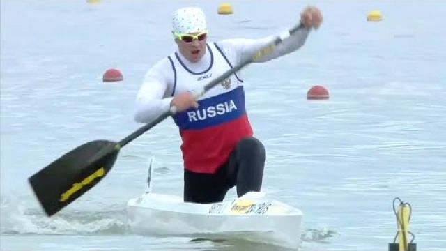 Ivan Shtyl Canoe Sprint Athlete in season 2020