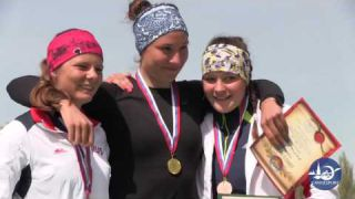 Rus competitions 2017 under 19 canoe sprint 200m