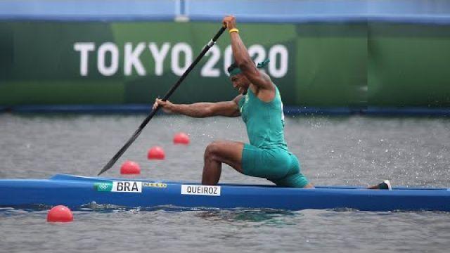 Заключительный день олимпийских финалов по гребле на байдарках и каноэ в Токио