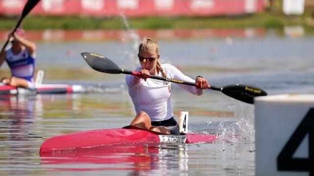 2 DAY FINALS ICF Juniors and Under 23 Canoe Sprint World Championships - Первенство мира ФИНАЛЫ