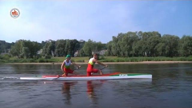 Победы мозырян на Кубке Республики Беларусь по гребле на байдарках и каноэ