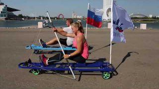 Canoe Kayak training simulator