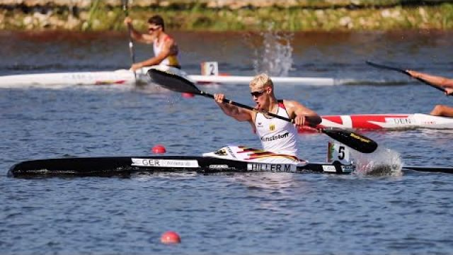 DAY 2 ICF Juniors and Under 23 Canoe Sprint World Championships - Первенство мира 2 День