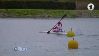 Спорт-ревю / Серебро в Испании завоевал приднестровский байдарочник