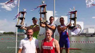 SUPERSPRINT 100 meters - Moscow 2018
